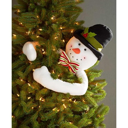 (The Lakeside Collection Holiday Tree Huggers - Snowman)