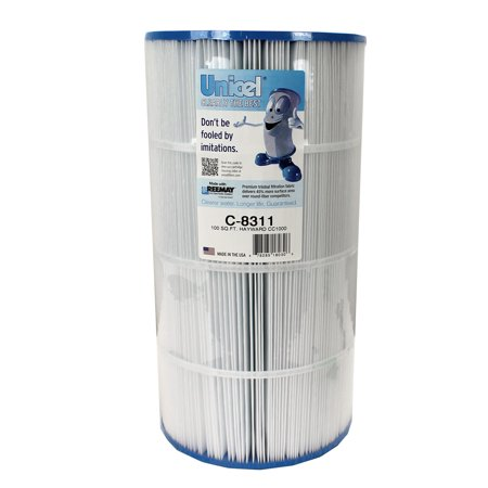 Unicel C-8311 Spa Replacement Cartridge Filter 100 Sq Ft Hayward Xstream PXST100 Xstream Cartridge Filter