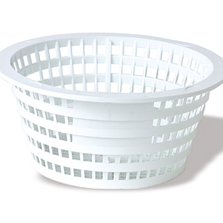 Swimline 8928 Olympic ACM88 Replacement Swimming Pool Skimmer Basket, White Replacement Skimmer Pad
