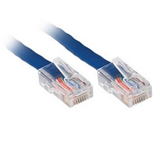 Generic 119 5248 CAT5e Patch Cable, 1ft, Blue