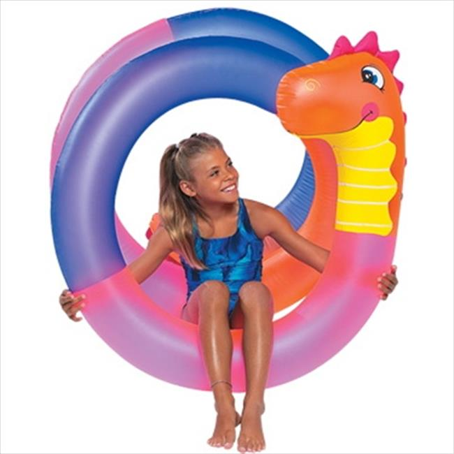 SunSplash 449-1-1063 Crazy Dino Coil Tube