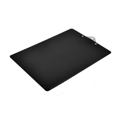 Office Plastic A4 Paper File Clamp Board Clipboard Black 315 x 230mm - image 2 of 3