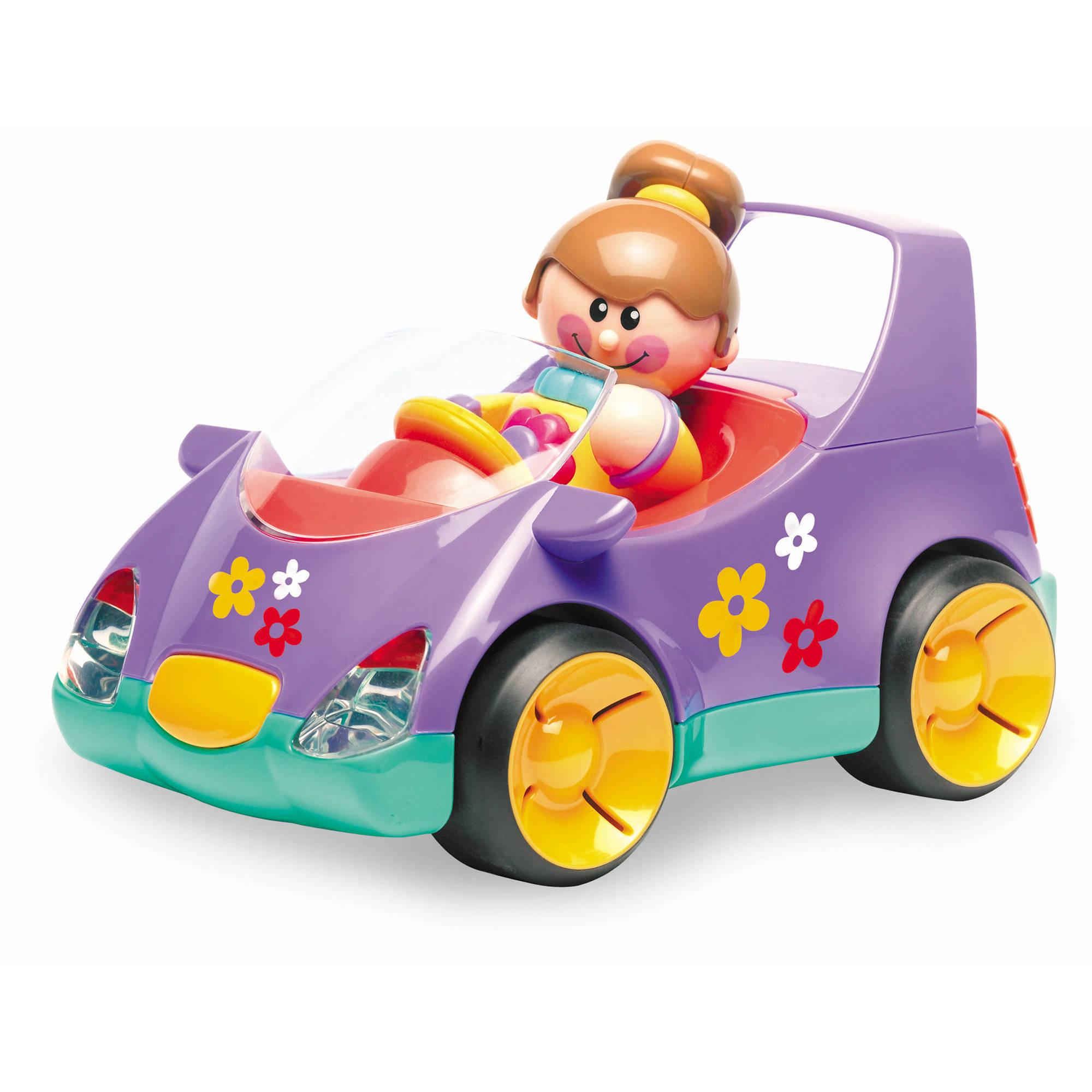 Tolo First Friends Car, Pastel Colors
