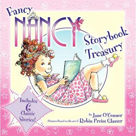 Fancy Nancy Storybook Treasury - Nancy Ann Storybook