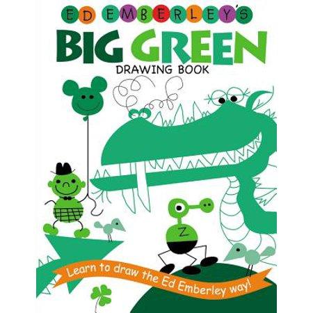 Ed Emberley's Big Green Drawing Book](Ed Emberley Halloween)
