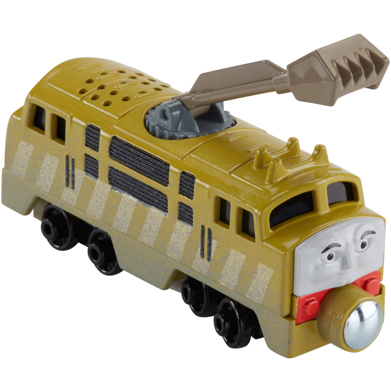 Fisher-Price Thomas and Friends Take-N-Play Large Talking Diesel 10