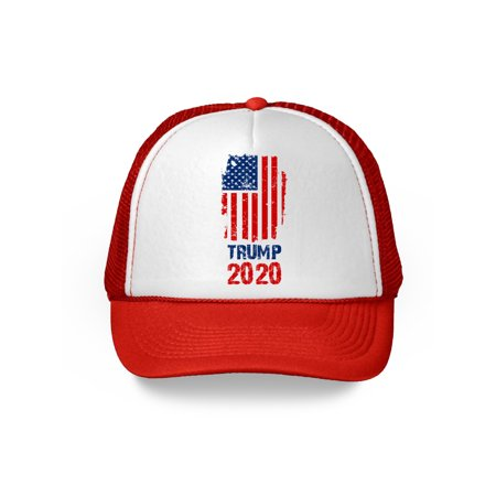 Awkward Styles Trump Flag 2020 Baseball Cap Republican Campaign Hats USA Trump Hat MAGA Baseball Caps Funny Trump Gifts Political Snapback Hats for Men and Women Election 2020 President Trump