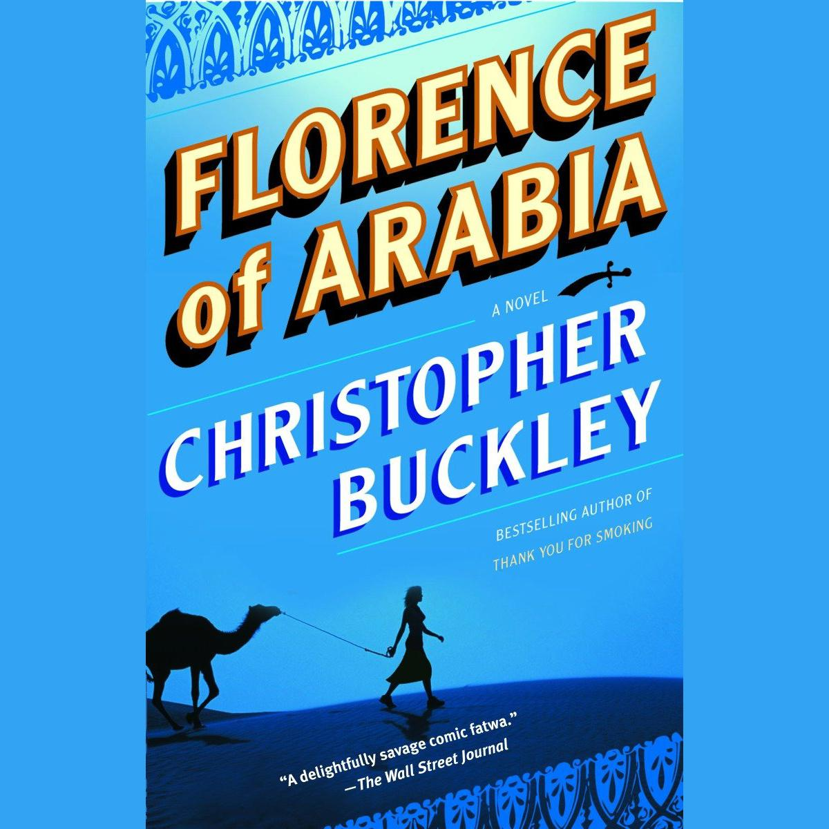 Florence of Arabia - Audiobook