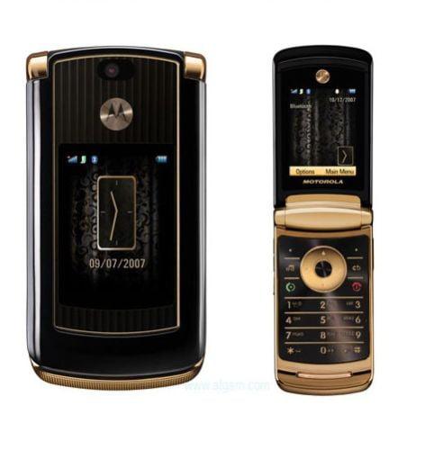 Motorola MOTORAZR 2 V9m Cellular Phone
