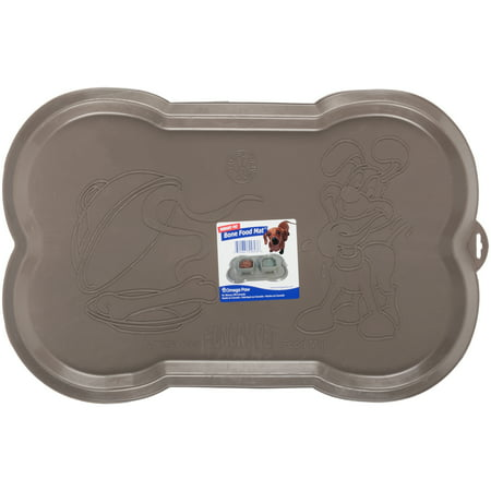 Omega Paw® Hungry Pet Bone Food Mat™ (Runner Pet Mat)