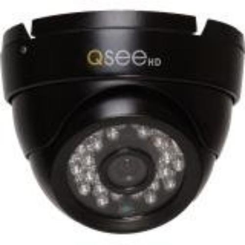 Q-see Qth7213d Surveillance Camera - Color, Monochrome - 65.62 Ft - 1280 X 7202.80 Mm - Cmos - Cable - Dome (qth7213d)