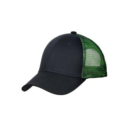 Sandwich Bill Cap (Top Headwear Double Mesh Snapback Sandwich Bill Cap )