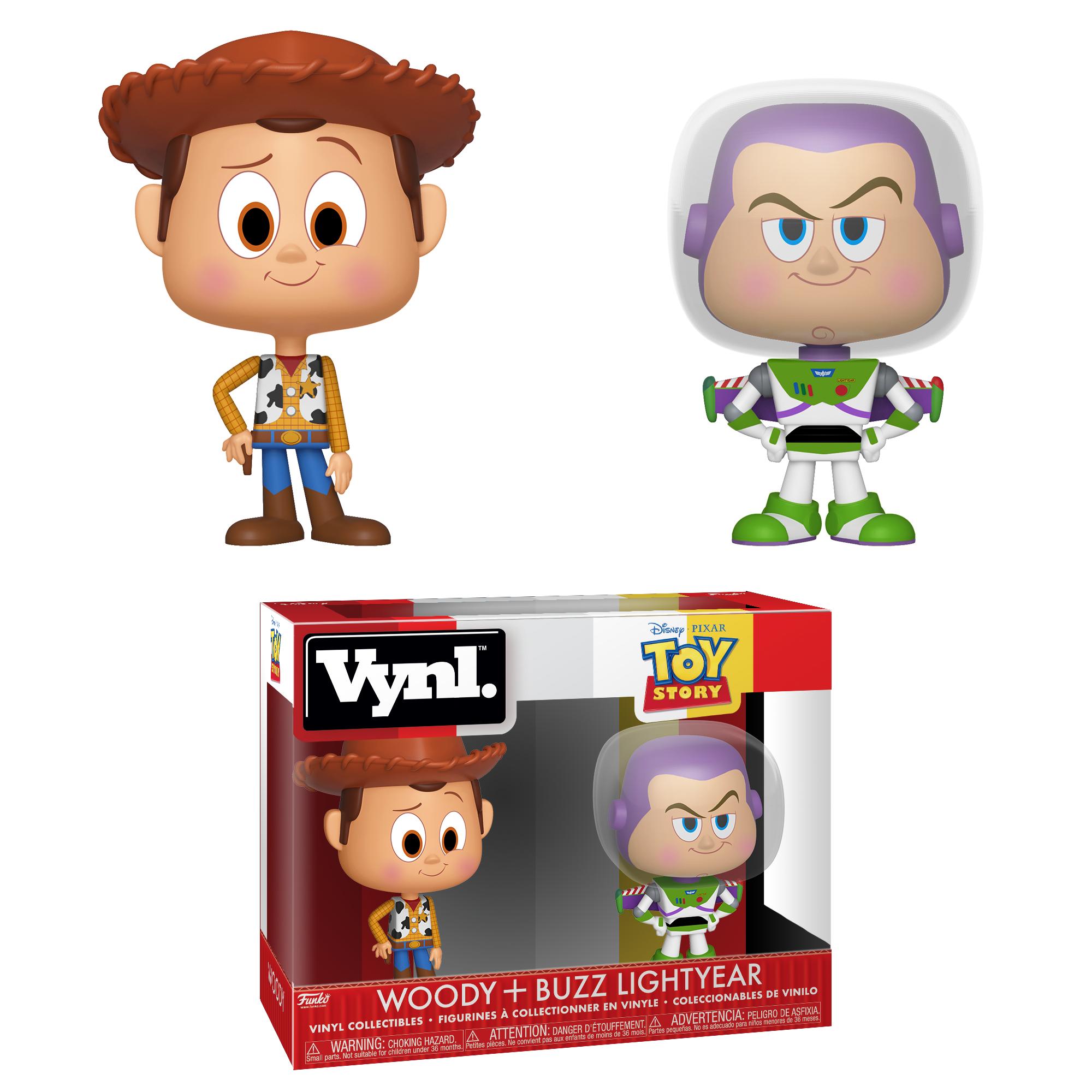 Funko Vynl Disney Woody &a...