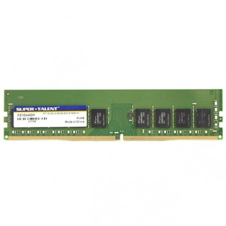 Super Talent DDR4-2133 4GB/512Mx8 ECC CL15 Hynix Chip Server Memory