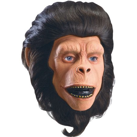 Adult Planet Of The Apes Cornelius Mask by Rubies 68564 for $<!---->