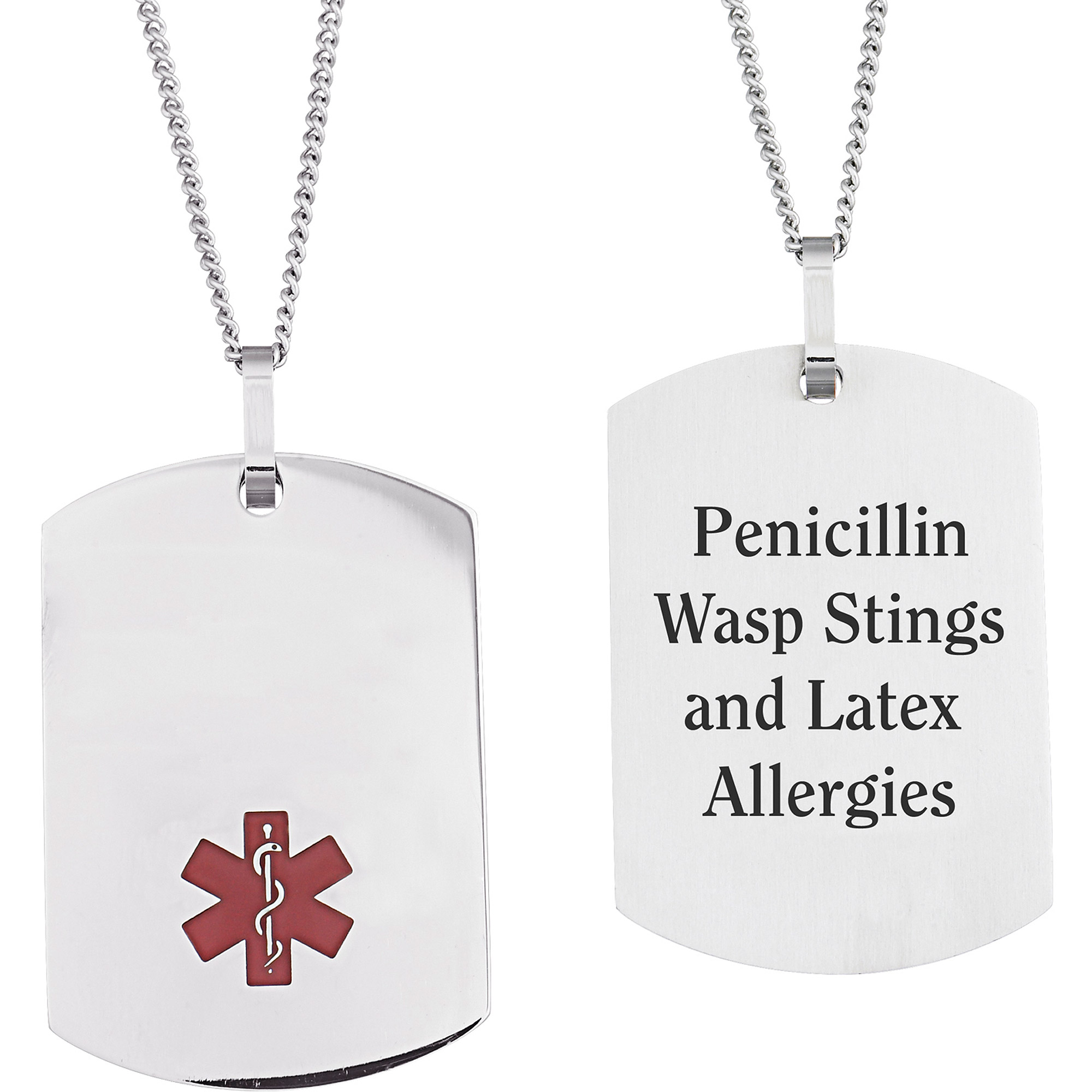 Personalized Medical Tag
