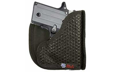 Desantis Super Fly Pocket Holster fits Glock 17 19 22 23, Ambidextrous, Black by Generic