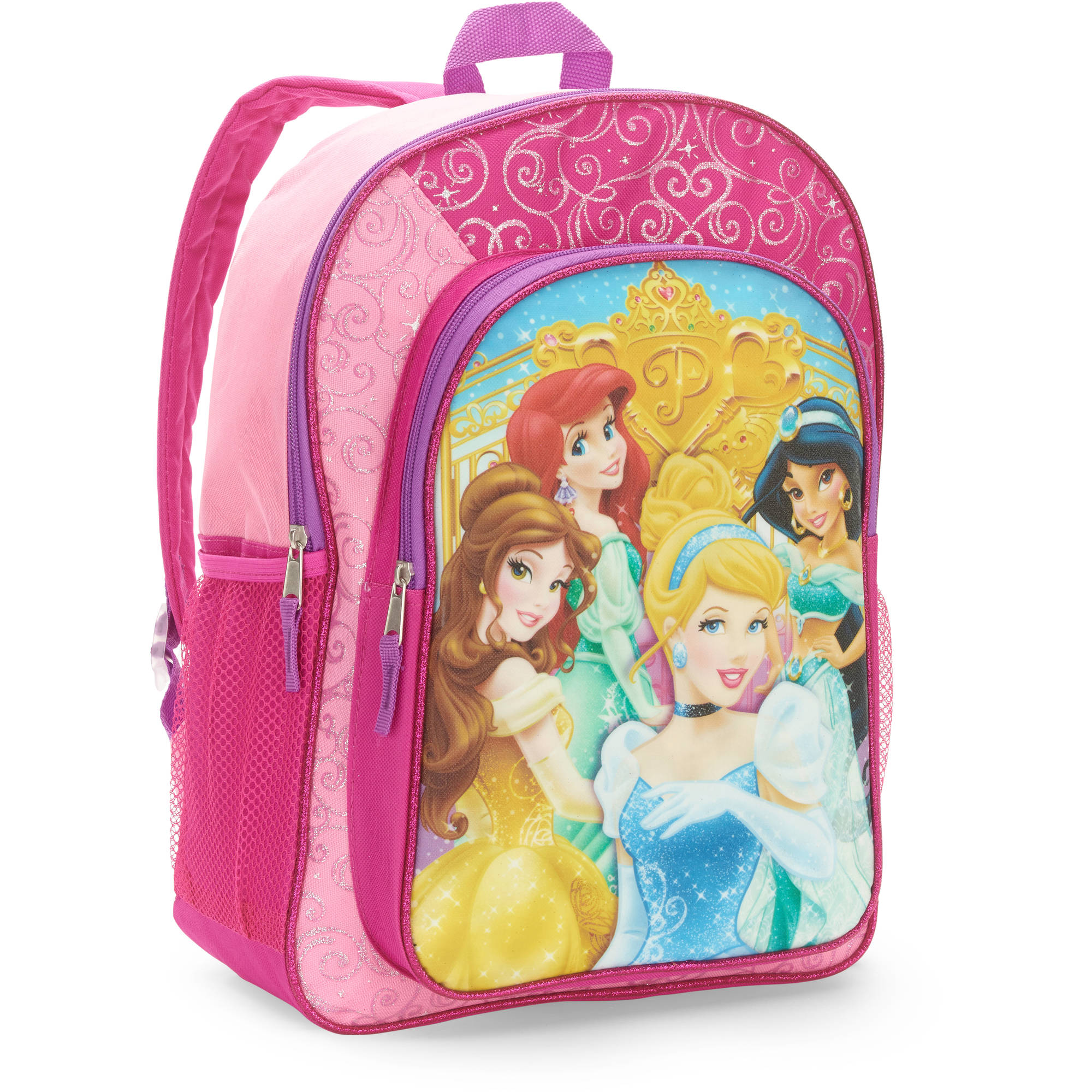 "Disney Princess Full Size 16"" Backpack"