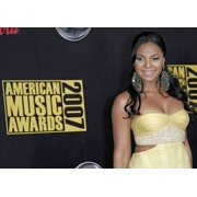 Ashanti At Arrivals For 2007 American Music Awards, Nokia Theatre L.A. Live, Los Angeles, Ca, November 18, 2007. Photo By Adam OrchonEverett Collection Celebrity