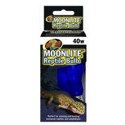 Zoo Med Moonlite Reptile Bulb, 40 watt