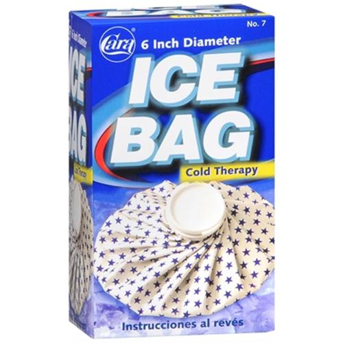 Cara Ice Bag 6 Inches No. 7 1 Each (Pack of 6)