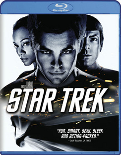 Star Trek (Blu-ray) by Paramount Home Entertainment