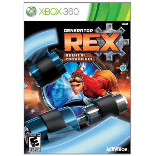 Generator Rex: Agent Of Provid (Xbox 360) - Pre-Owned
