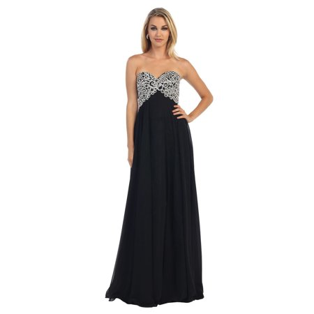Formal Dress Shops Inc Sale Special Occasion Evening Gown
