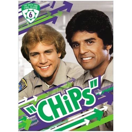 """""""CHiPs"""": The Complete Sixth And Final Season by"""