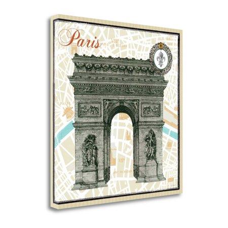 Monuments des Paris Arc by Sue Schlabach - image 1 of 2