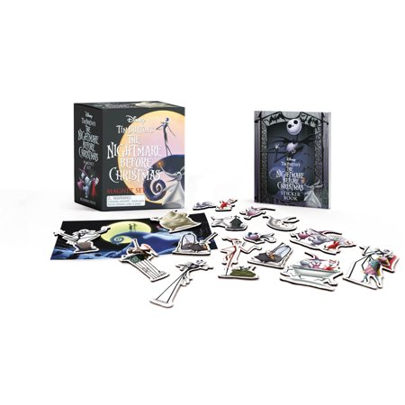 Tim Burton's The Nightmare Before Christmas Magnet Set ()