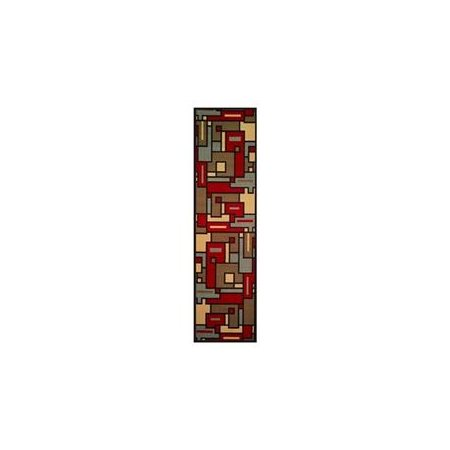 Well Woven Kings Court Napa Mosaic Area Rug