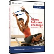 Pilates Reformer Challenge with Fitness Circle by