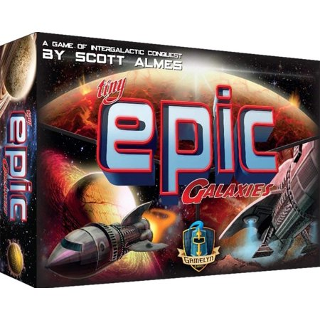 Tiny Epic Galaxies Space Board Game, Tiny Epic Galaxies is a fun strategy space exploration game perfect for 1 to 5 players that is easy to learn and.., By Gamelyn Games](Fun And Easy Halloween Games)