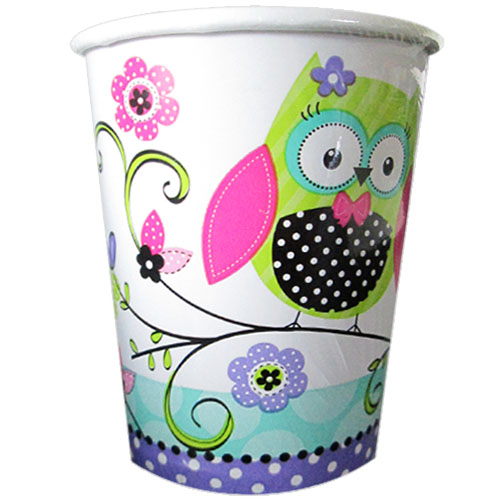 Celebrations 9cup 8ct Owl
