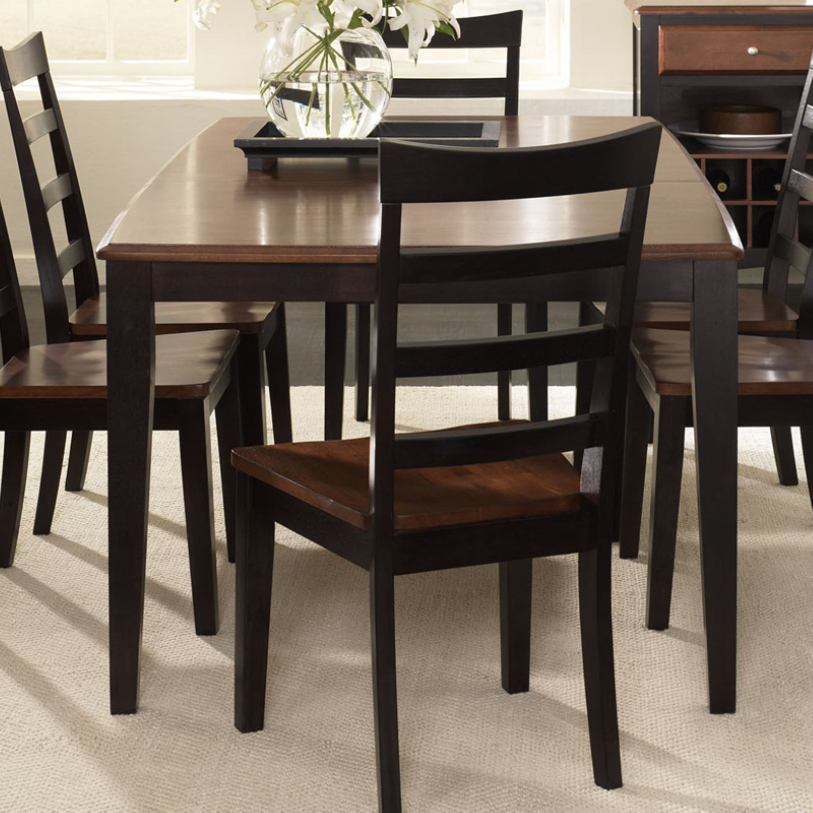 A-America Bristol Point Rectangular Dining Table