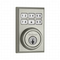 Smartcode Smartcode in Satin Nickel