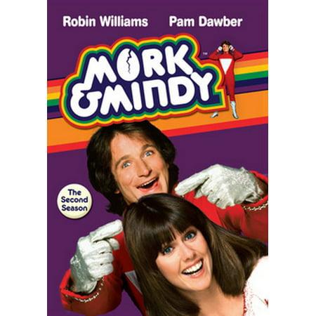 Mork & Mindy: The Second Season (DVD) - Mork Mindy Halloween