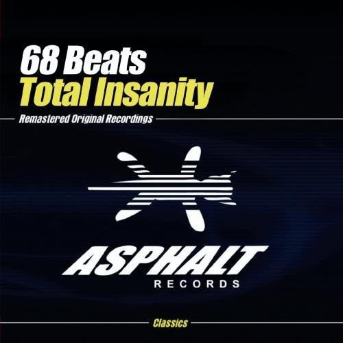 68 Beats - Total Insanity [CD]