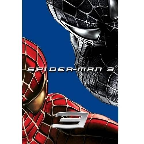 Spider-Man 3 (2007) (Blu-ray) (With INSTAWATCH) (Anamorphic Widescreen)