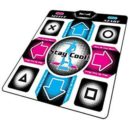 - PS2 Dance Pad Non-Slip