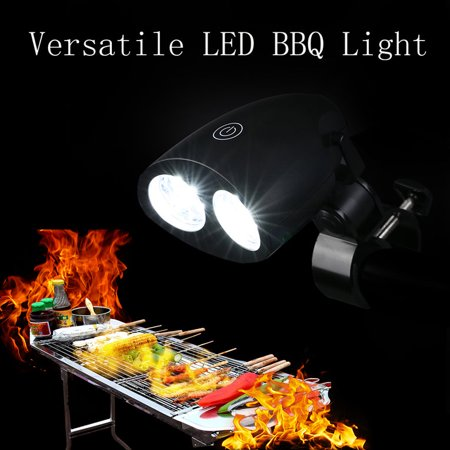 Cordless Led Grill Light - Barbecue Grill Light Lights Durable Weather Resistant Versatile LED BBQ Light