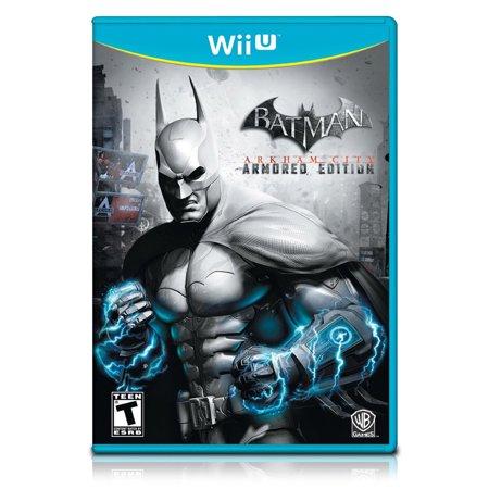 Warner Bros. Batman: Arkham City: Armored Edition (WiiU) (Halloween Batman Arkham City)