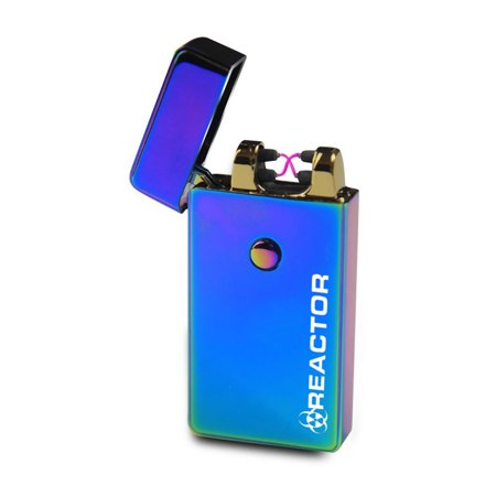 REACTOR Chameleon  USB Rechargeable lighter survival Windproof, flameless, safety, no gas or fluid required, energy-saving x arc