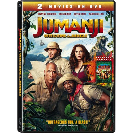 Jungle Birthday Ideas (Jumanji Welcome To The Jungle + Jumanji)
