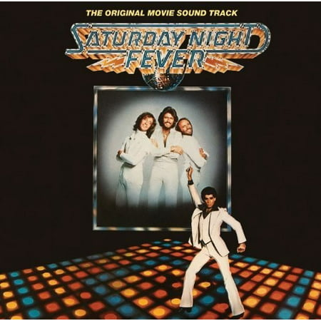 Saturday Night Fever (Original Movie Soundtrack) (CD)](Original Halloween Movie Soundtrack)