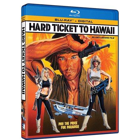 Hard Ticket To Hawaii - Hard Rock Halloween Tickets