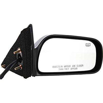 kool vue ty41er toyota camry passenger side power heated corner mount mirror