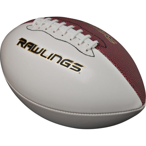 Rawlings Composite Autograph Football