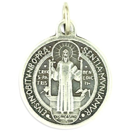 Lot of 5 - Saint Benedict Medal 3/4